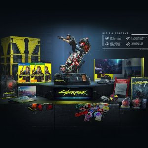 CYBERPUNK 2077 Collectors Editions