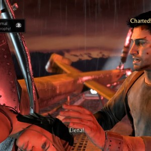 Uncharted™  The Nathan Drake Collection - Drake's Fortune Completion Trophy